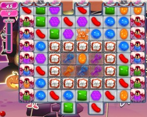 Candy Crush niveau 718