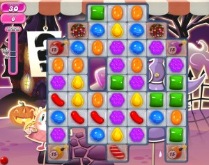 Candy Crush niveau 720