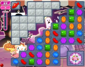 Candy Crush niveau 721