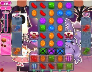 Candy Crush niveau 723
