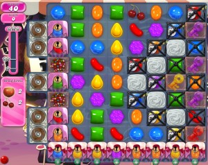Candy Crush niveau 724