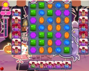 Candy Crush niveau 725