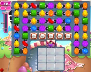 Candy Crush Saga - niveau 728