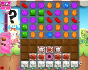 Candy Crush Saga - niveau 729