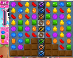 Candy Crush Saga - niveau 730