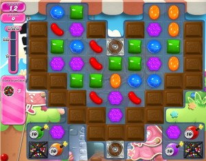 Candy Crush Saga - niveau 733