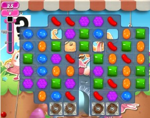 Candy Crush Saga - niveau 735