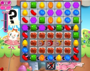 Candy Crush Saga - niveau 737