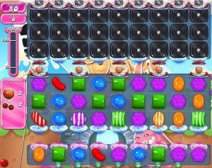 Candy Crush Saga - niveau 738