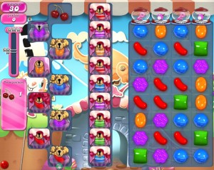 Candy Crush Saga - niveau 739
