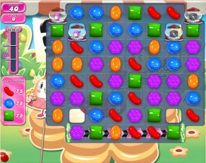 Candy Crush Saga - niveau 741