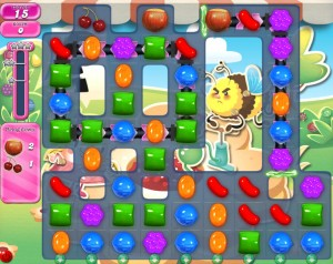 Candy Crush Saga - niveau 745