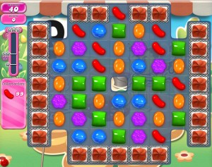 Candy Crush Saga - niveau 746
