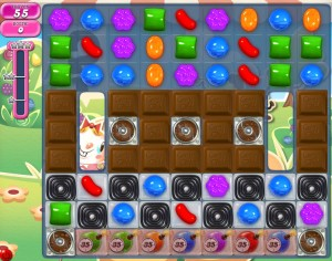 Candy Crush Saga - niveau 747