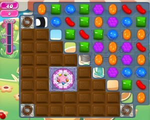Candy Crush Saga - niveau 750