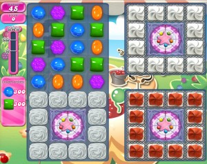 Candy Crush Saga - niveau 751