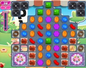 Candy Crush Saga - niveau 752