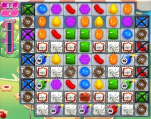 Candy Crush Saga - niveau 755