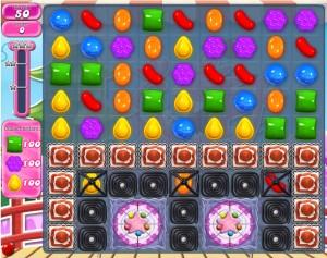 Candy Crush Saga - niveau 377
