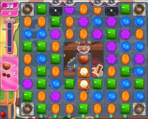 Candy Crush Saga - niveau level 772