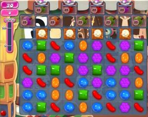Candy Crush Saga - niveau level 773