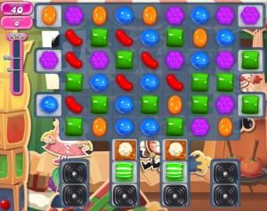 Candy Crush Saga - niveau level 776