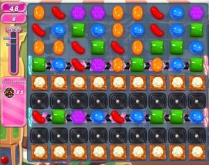 Candy Crush Saga - niveau level 779