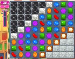 Candy Crush Saga - niveau level 784