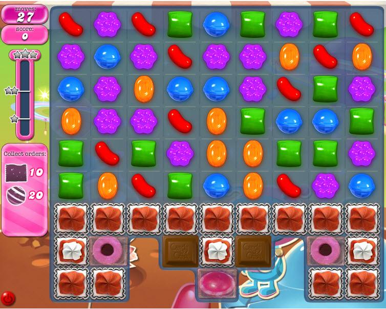 Candy Crush Saga niveau 859