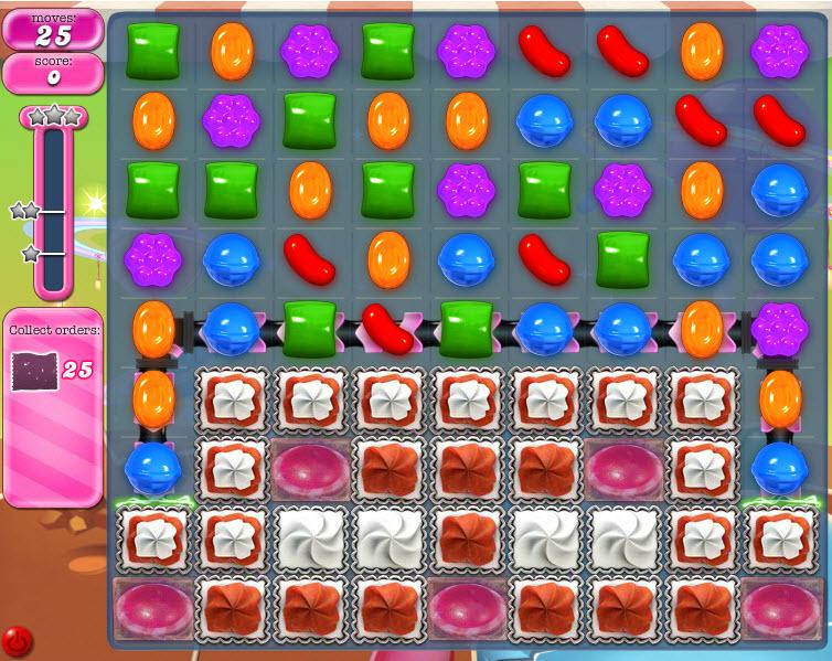 Candy Crush Saga niveau 860