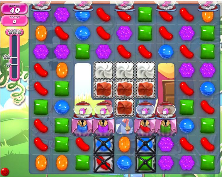 Candy Crush Saga - niveau 804