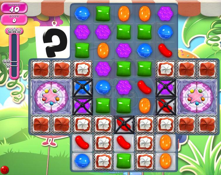 Candy Crush Saga - niveau 810