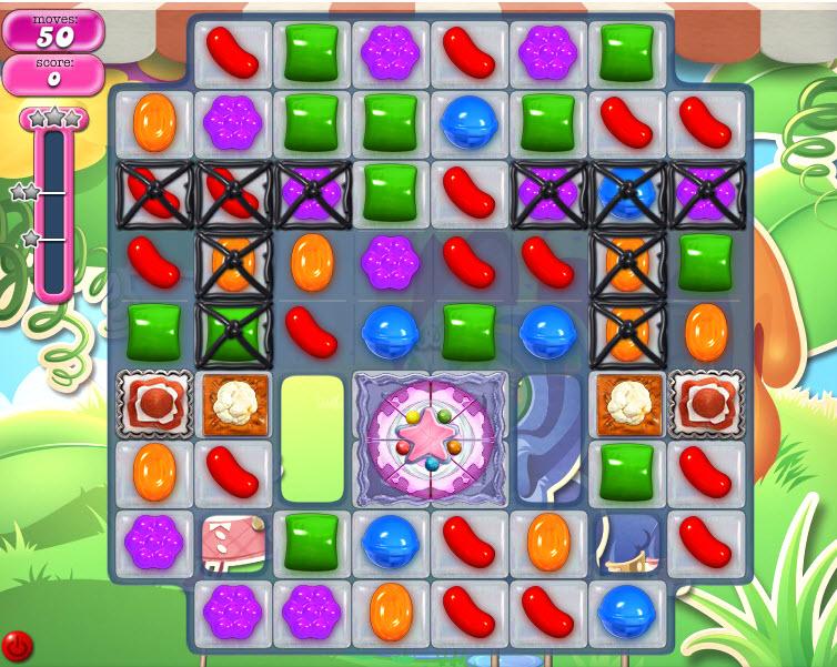 Candy Crush Saga - niveau 815