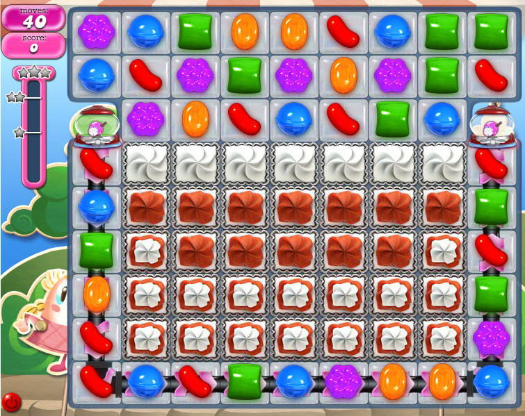 Candy Crush Saga niveau 565