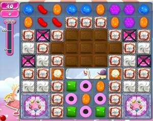 Candy Crush niveau 876