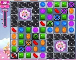 Candy Crush niveau 881
