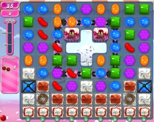 Candy Crush niveau 890