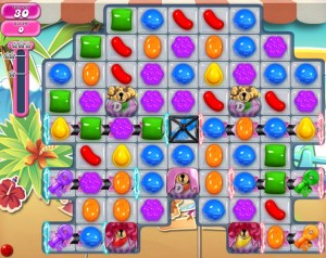 Candy Crush niveau 891