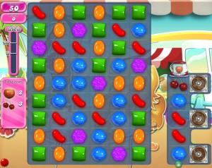 Candy Crush niveau 893