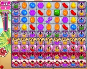 Candy Crush niveau 896
