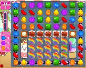Candy Crush niveau 901