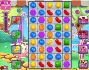 Candy Crush niveau 913
