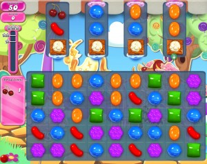 Candy Crush niveau 917