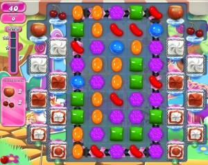 Candy Crush niveau 919