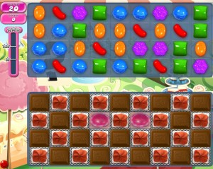 Candy Crush niveau 861