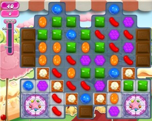 Candy Crush niveau 864