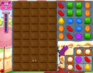 Candy Crush niveau 865
