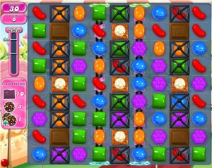 Candy Crush niveau 870