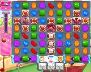 Candy Crush niveau 871