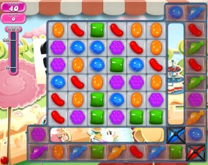 Candy Crush niveau 873